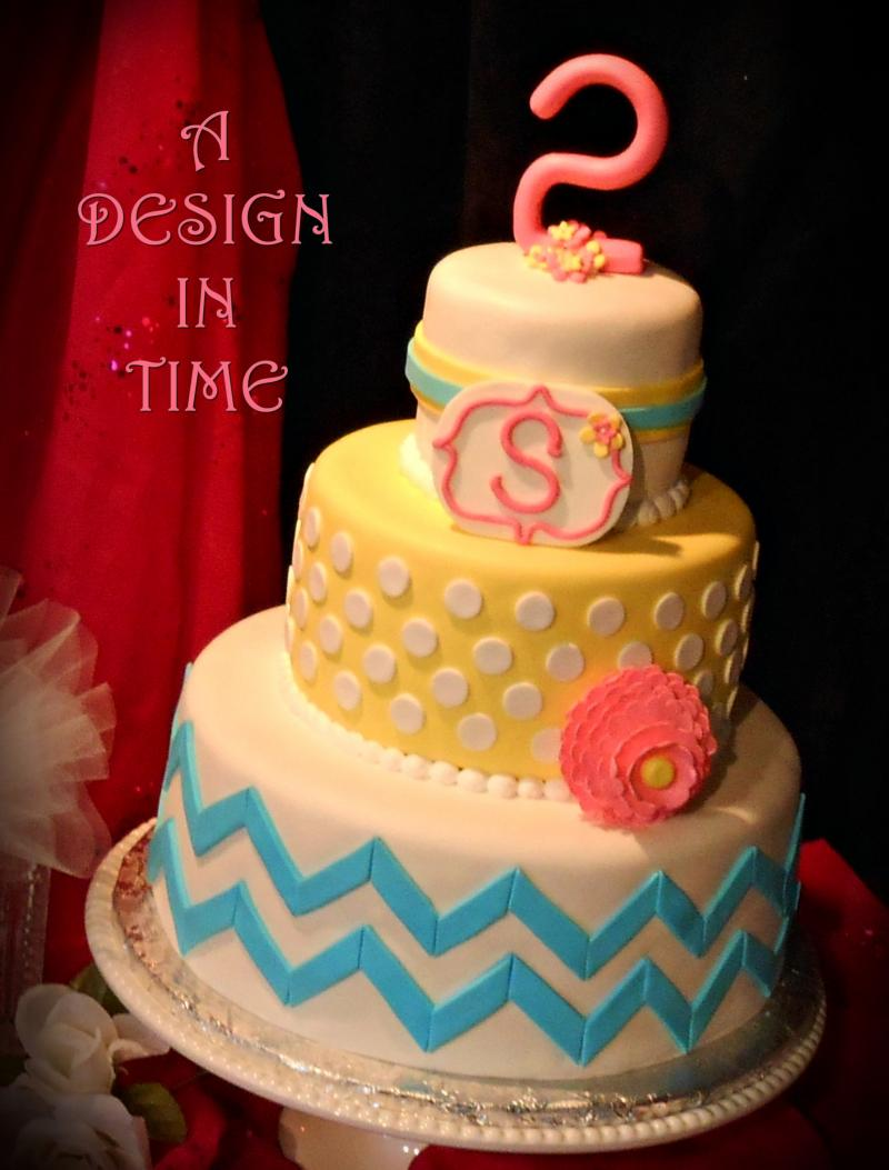 A DESIGN IN TIME - BABY SHOWERS AND FIRST BIRTHDAYS