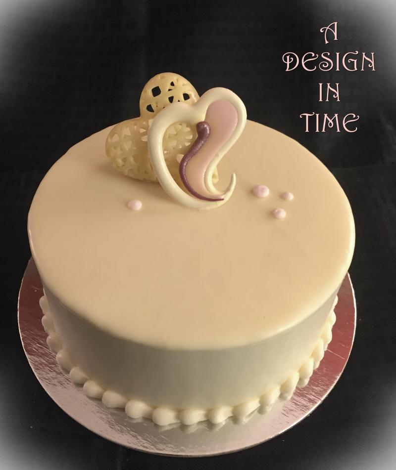 A DESIGN IN TIME - Valentine\'s Day