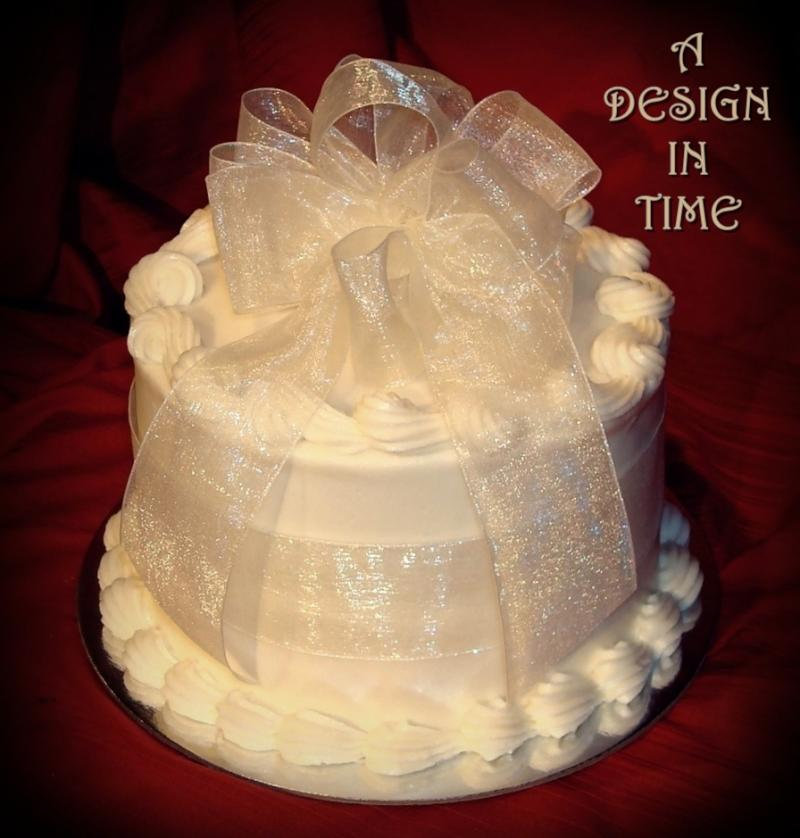 A DESIGN IN TIME - WEDDING SHOWERS AND ANNIVERSARIES